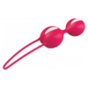 Venušiny kuličky Smartballs fun factory červená